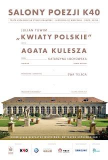 Salon Poezji K40 w Muzeum Łazienki Królewskie